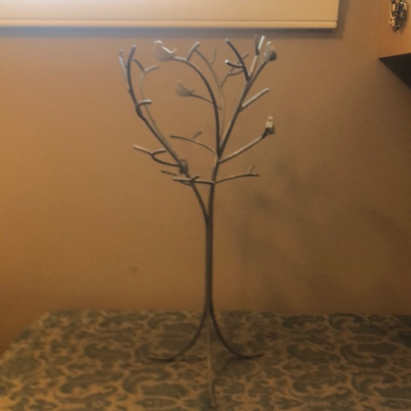 Other - Bird themed jewelry tree